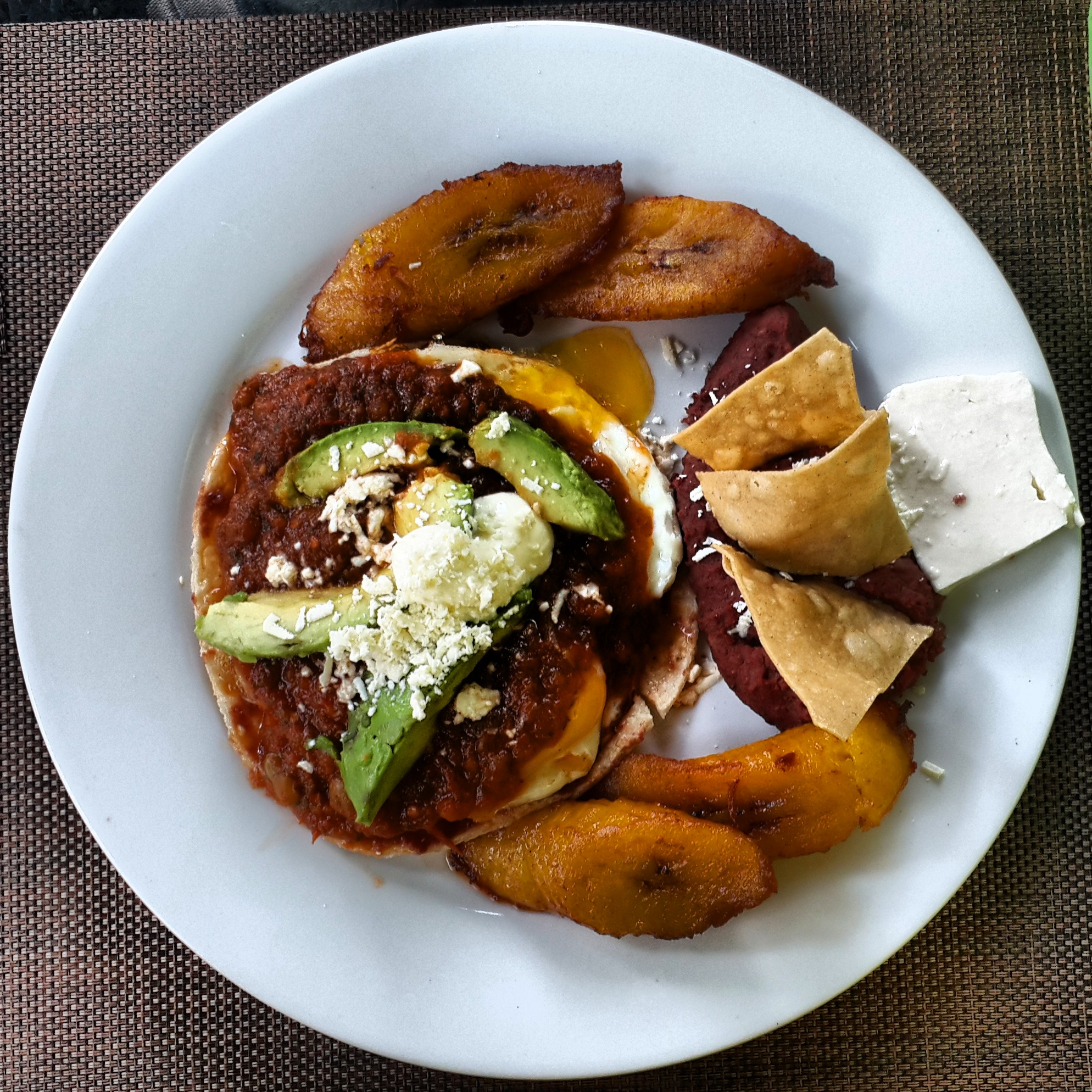 Huevos Motulenos Recipe — Dishmaps